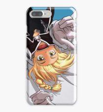 Edward Elric Flying Monkey iPhone 7 Plus Case