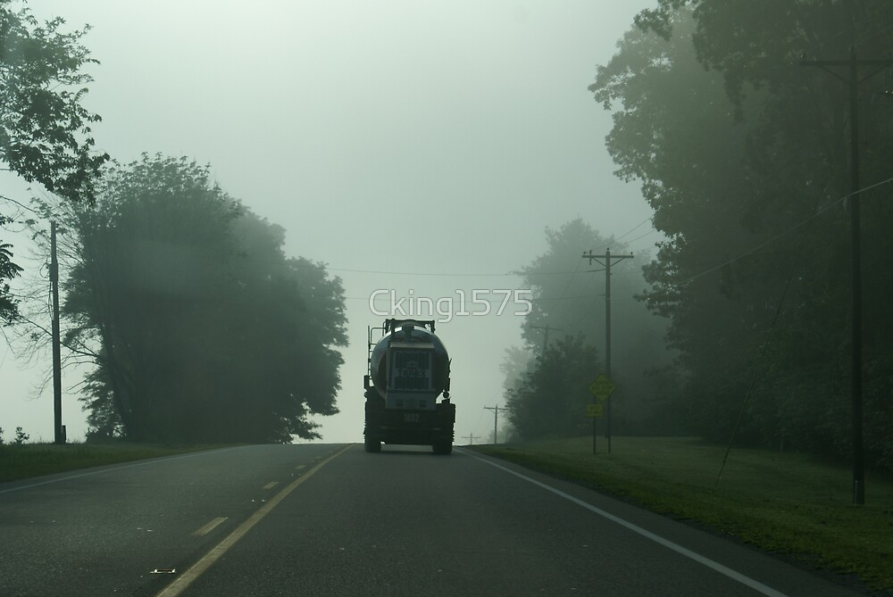 Early Morning Truckin by Cking1575