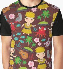 Hawaii  Graphic T-Shirt