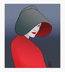 Offred Photographic Print