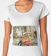 Bountiful Harvest Women's Premium T-Shirt