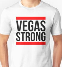 VEGAS STRONG LAS VEGAS T-Shirt