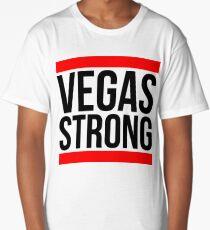 VEGAS STRONG LAS VEGAS Long T-Shirt