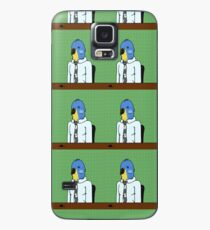 Business Bird Case/Skin for Samsung Galaxy