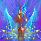 Fire Fairies by Chris  Willis