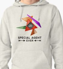 SPECIAL AGENT - NICE DESIGN FOR YOU Pullover Hoodie