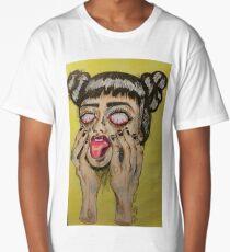 Yellow  Long T-Shirt