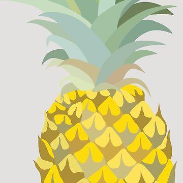pineapple by dai-dai