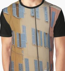 Modena - Streetscape colours Graphic T-Shirt