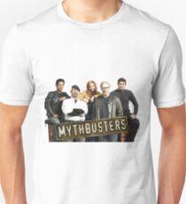 Mythbusters team Unisex T-Shirt