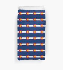 Colorado Flag Bettbezug Bettbezug