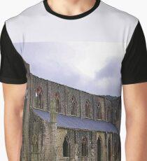Tintern Abbey, North Façade  Graphic T-Shirt