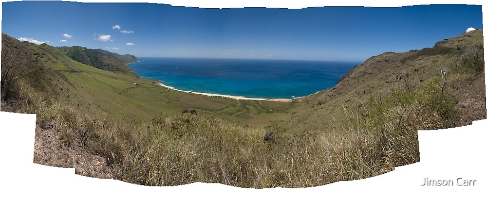 Yokahama Bay Panoramic by Jimson Carr