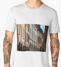 Modena - shadows, shutters and arches Men's Premium T-Shirt