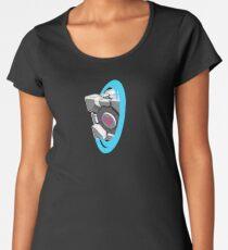 Matching portal shirt - Blue Women's Premium T-Shirt