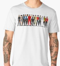 Outfits of Jackson LV Men's Premium T-Shirt