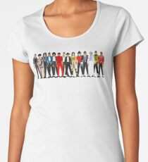 Outfits of Jackson LV Women's Premium T-Shirt
