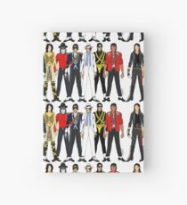 Outfits of Jackson LV Hardcover Journal