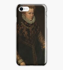MORO, ANTONIO Utrecht, 1516 - Amberes , 1576 Jane Dormer, Duchess of Feria  Ca. 1558. iPhone Case/Skin