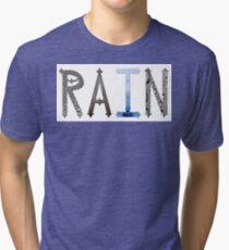 Dymond Speers Rain Tri-blend T-Shirt