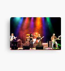 on Stage! Canvas Print