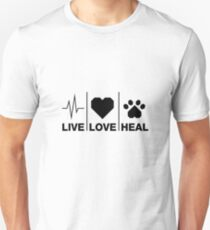 Veterinarian Gifts For Animal Lovers T-Shirt