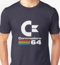 Commodore 64 Logo Merchandise T-Shirt