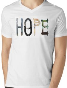 Dymond Speers Hope Mens V-Neck T-Shirt