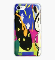 The Sorrows of the King - Henri Matisse iPhone Case/Skin