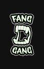 Fang Gang | Retro Spooky by retroready