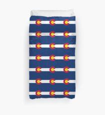 Colorado USA Staatsflagge Tagesdecke T-Shirt Aufkleber Bettbezug