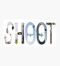 Dymond Speers SHOOT Photographic Print