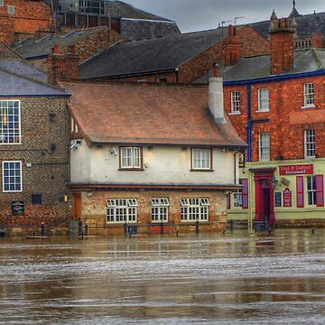 York Flood September 08 by JKeeley