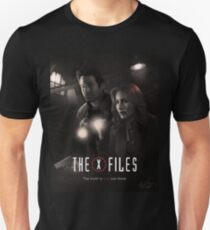 The X-files Poster s11 n°2 Unisex T-Shirt