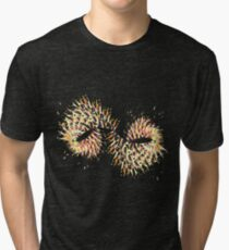 Hemicrania Reflection Tri-blend T-Shirt