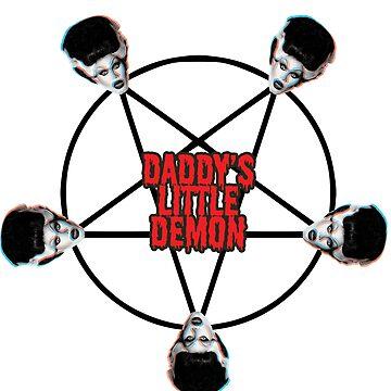 Daddy's Little Demon by jwalkingdesigns