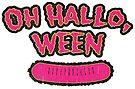 Oh Hallo, Ween | Retro Spooky by retroready