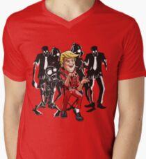 Trump Halloween Thriller Men's V-Neck T-Shirt