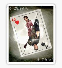 Outlawqueen Poker  Sticker