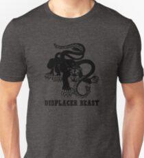 AD&D: Displacer Beast Slim Fit T-Shirt