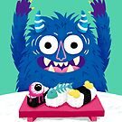 I Heart Sushi by littleclyde