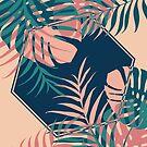 Tropical Dreams #redbubble #decor #buyart by designdn