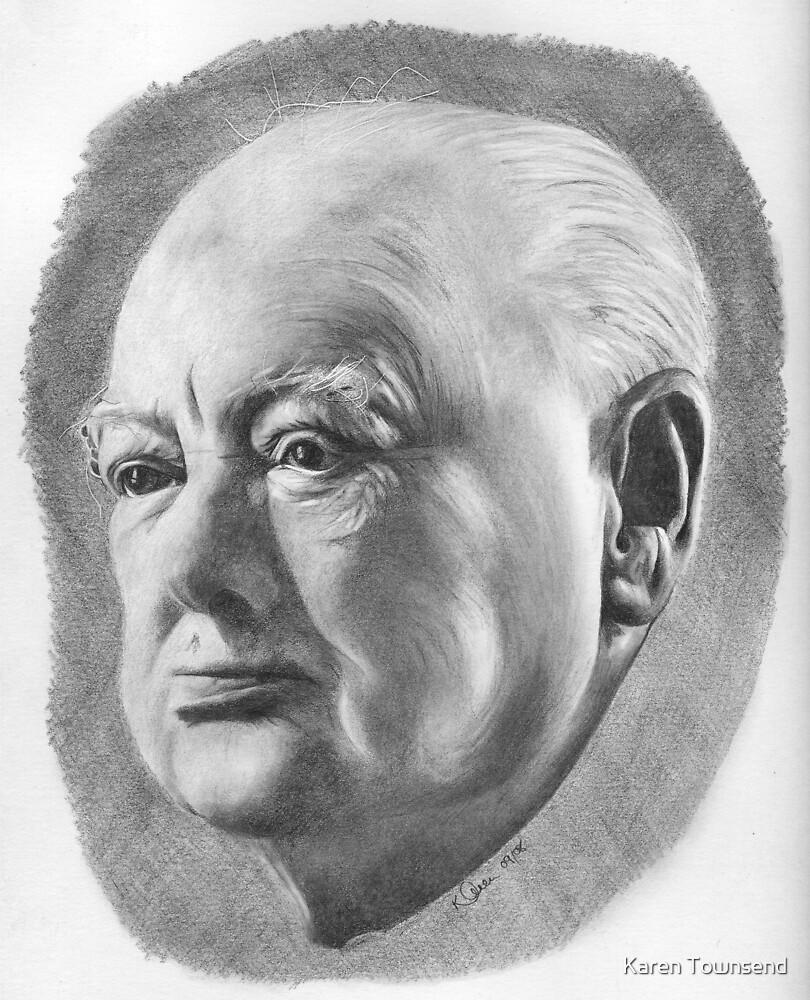 Churchill by Karen Townsend