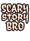 Scary Story Bro | Retro Spooky by retroready