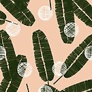 Palms & Dots #redbubble #decor #buyart by designdn