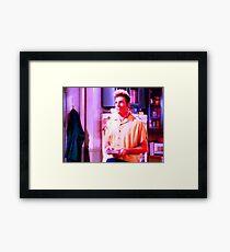 LOVIN EVERY MINUTE OF IT  Framed Print