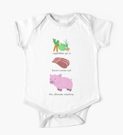 Pigs. The Ultimate Machine. Kids Clothes