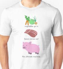 Pigs. The Ultimate Machine. Unisex T-Shirt