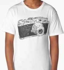 Retro photo camera vintage design Long T-Shirt