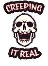 Creepin' It Real | Retro Spooky by retroready
